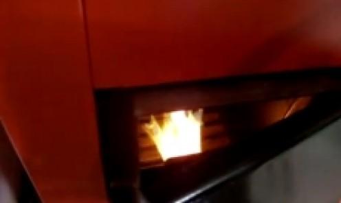 ΛΕΒΗΤΑΣ με καυστήρα pellet ADGREEN στην Καστοριά
