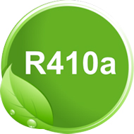 αντλία θερμότητας Ψυκτικό μέσο R410