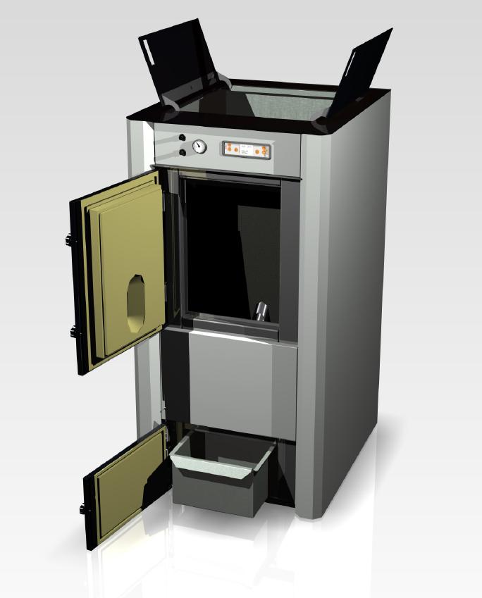 υπέρ-αυτόματου καθαρισμού λέβητας biomax είναι ένα ολοκληρωμένο σύστημα λεβητοστασίου που καίει πελλετ (pellets