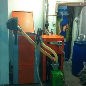 Νέος καυστήρας βιομάζας πολλαπλών καυσίμων  ADGREEN DOUBLE
