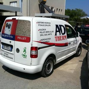 H ADTHERM... εν κινήσει στην Αλβανία
