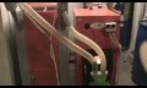 Καυστήρας βιομάζας πολλαπλών καυσίμων