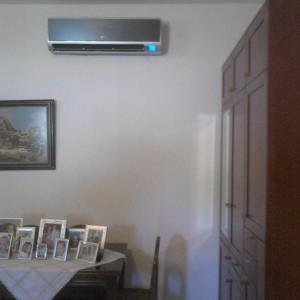 Νέες εγκαταστάσεις κλιματιστικών στην Πιερία (Ιούλιος 2012)