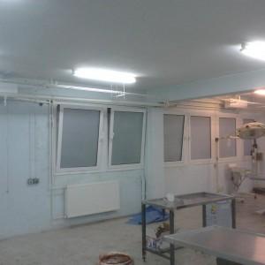 Εγκατάσταση κλίματιστικών στην κλινική της Κτηνιατρικής Σχολής του Α.Π.Θ.