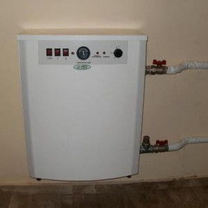Εγκατάσταση ηλεκτρολέβητα στην Κατερίνη (Κώστας Δημόπουλος)