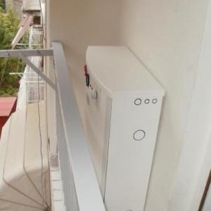 Ηλεκτρολέβητας 6 KW στην Κατερίνη (Διονύσης Ηλιόπουλος)