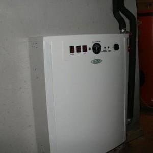 Ηλεκτρολέβητας 6 KW στην Κατερίνη (Γκέλα Λυπιρίδης)