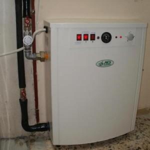 Ηλεκτρολέβητας 6 KW στην Κατερίνη (Γιάννης Μαυρίδης)