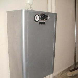 Εγκατάσταση ηλεκτρολέβητα στην Κατερίνη (Κώστας Χατζηγιαννίδης)