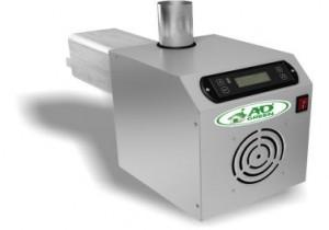 Καυστήρας βιομάζας πελλετ ADGREEN-SP 50-100kw