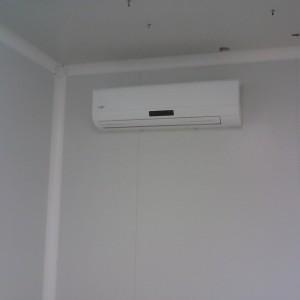 Inverter κλιματιστικό στην Καστανιά Πιερίας (Κωνσταντίνος Θεοχαρόπουλος)
