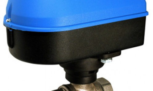 Ηλεκτροβάνα με ενσωματωμένο ρελέ για έλεγχο 2 σημείων EMV110