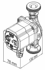 κυκλοφορητής inverter