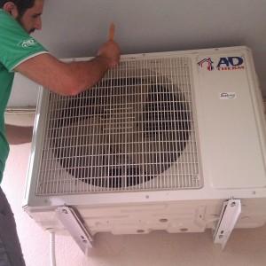 Συντήρηση κλιματιστικού: Υγιεινή και εύρυθμη λειτουργία