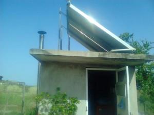 Επιλεκτικοί ηλιακοί συλλέκτες 4 τ.μ.