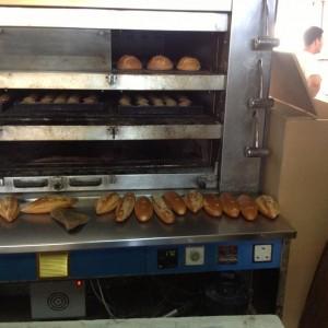 Εγκατάσταση καυστήρα πέλλετ AGREEN OVEN 100 σε φούρνο στη Λαμία (Βασίλης Κυρίκος)
