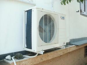 Συντήρηση κλιματιστικού στην οικία του κ. Ανδρέα Ναβροζίδη στην Κατερίνη