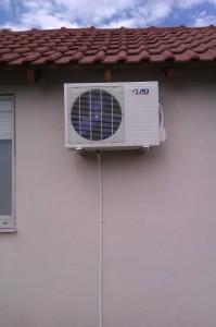 Κλιματιστικό 12.000 BTU στη Γανόχωρα Πιερίας