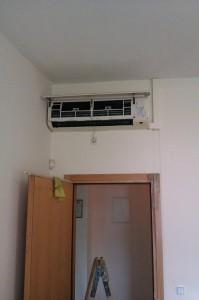 Συντήρηση κλιματιστικών στη χαρτοβιομηχανία MAXI