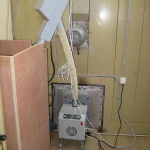Καυστήρας πέλλετ σε φούρνο αρτοποιείου στη Λαμία (εγκαταστάτης Ηλίας Καρέλης)