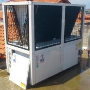 Αντλίες θερμότητας στο ξενοδοχείο Mediterranean στην Παραλία Κατερίνης