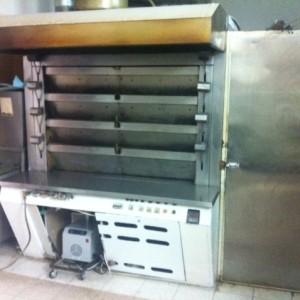 Καυστήρας πέλλετ σε φούρνο στον Καταχά Πιερίας (Πέτρος Αθανασιάδης)
