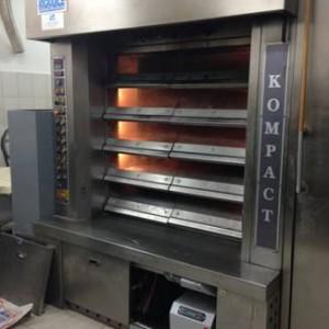Καυστήρας πέλλετ σε φούρνο στην Αμαλιάδα Ηλείας