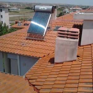 Ηλιακοί με λάμπες κενού στην Κατερίνη από την ADTHERM