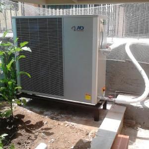 """Αντλία θερμότητας polaris στο Λιτόχωρο Πιερίας στο πλαίσιο του προγράμματος """"Εξοικονομώ κατ' οίκον"""""""