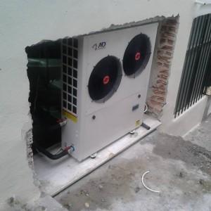 Αντλία θερμότητας στην Καστοριά σε σώματα καλοριφέρ (Κώστας Παπαγιάννης)