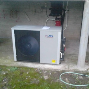 Εγκατάσταση αντλίας θερμότητας στη Βροντού Πιερίας (Δήμητρα Γεωργούλη)