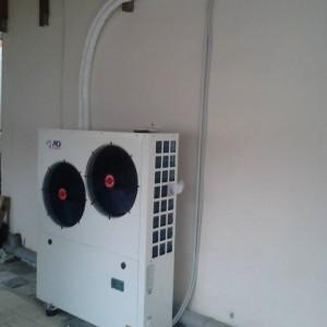 Εγκατάσταση αντλίας θερμότητας στην Περίσταση Πιερίας (Μαριάννα Ζαλίκα)
