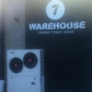 Θέρμανση, ψύξη και παραγωγή ζεστού νερού χρήσης από την ADTHERM στο μεγαλύτερο γυμναστήριο της Θεσσαλονίκης WAREHOUSE 7