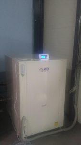 Γεωθερμική αντλία θερμότητας στην Κατερίνη